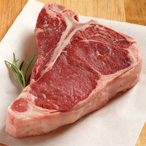 $9 off 1.25-LB Gourmet T-Bone Steak : $28 + Free S/H