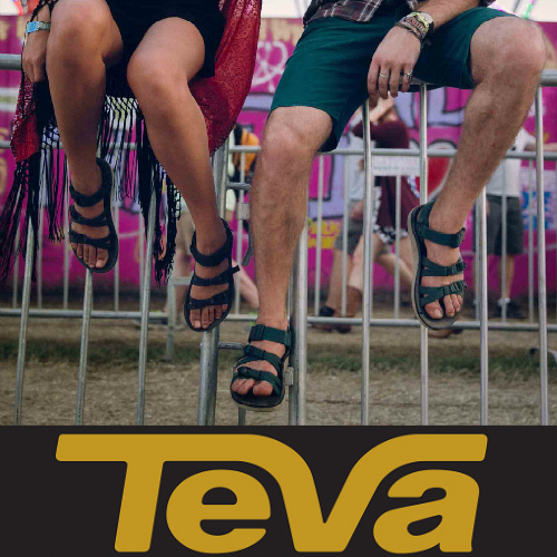 Teva Sandals : Up to 76% off