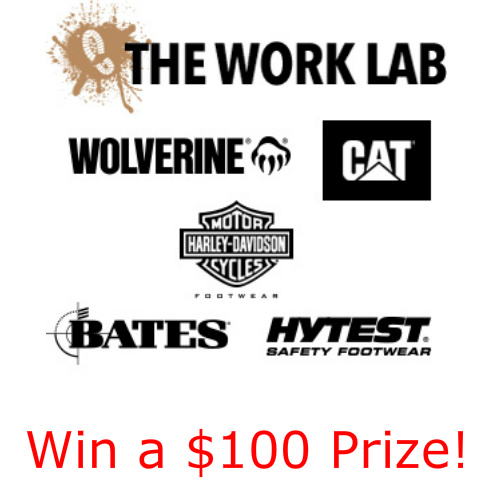 Join The Work Lab Community : Chance to win a $100 Prize