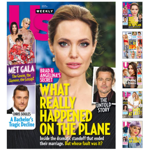 us weekly magazine subscription lowest price