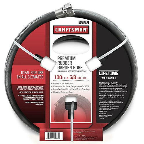 35% off 100′ Craftsman Garden Hose : $39.99