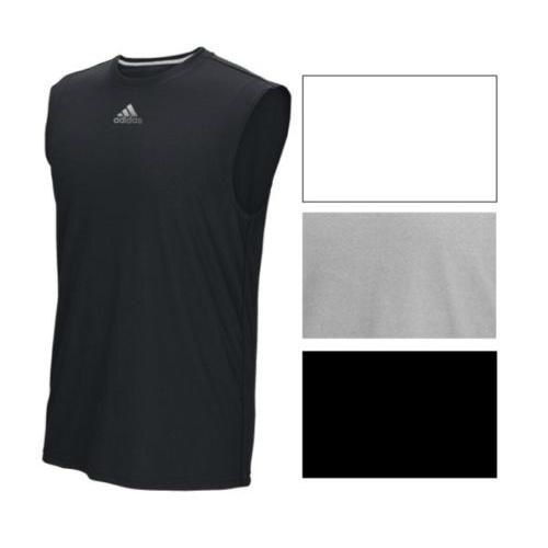 45% off Men's Adidas Climalite Sleeveless Tee : $10.99 + Free S/H