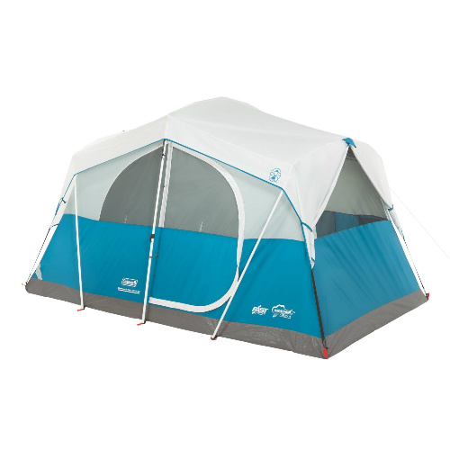 Coleman Echo Lake 6-Person Fast Pitch Cabin Tent