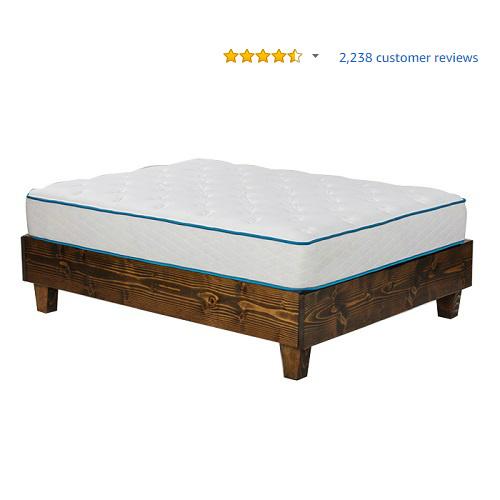 69% off Queen-Size Dreamfoam Cooling Gel Mattress : $249.99 + Free S/H