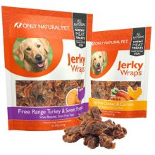 Only Natural Pet Jerky Wraps Dog Treats