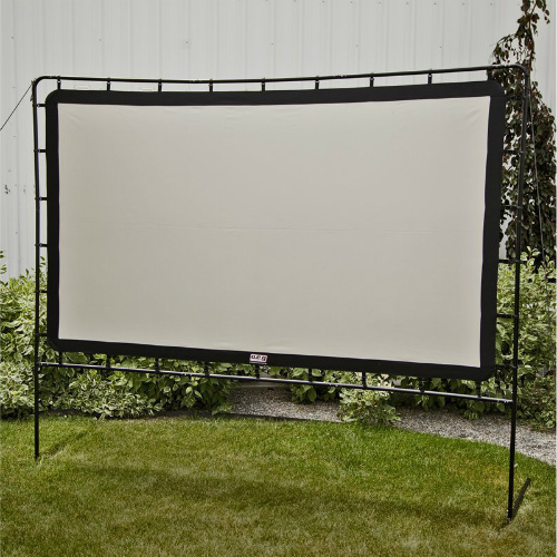 60% off Curved Portable Movie Screen : $119.99