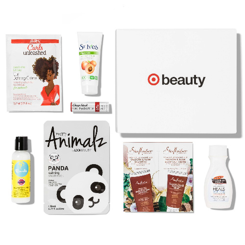 "Target ""Total Hydration"" Beauty Box : $5 + Free S/H"