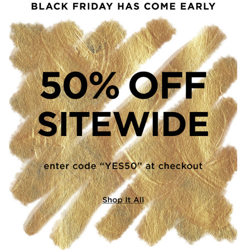City Chic : Extra 50% off Everything + Free S/H