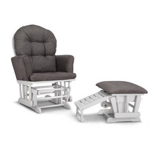 clearance glider rocker with ottoman