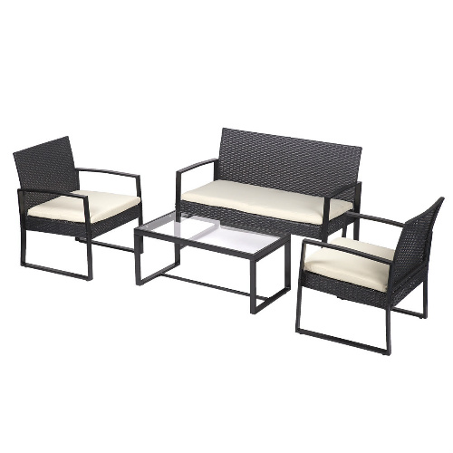 30% off 4-PC Patio Seating Set : $111.99 + Free S/H