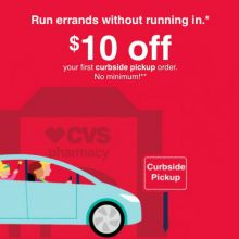cvs curbside pick-up coupon
