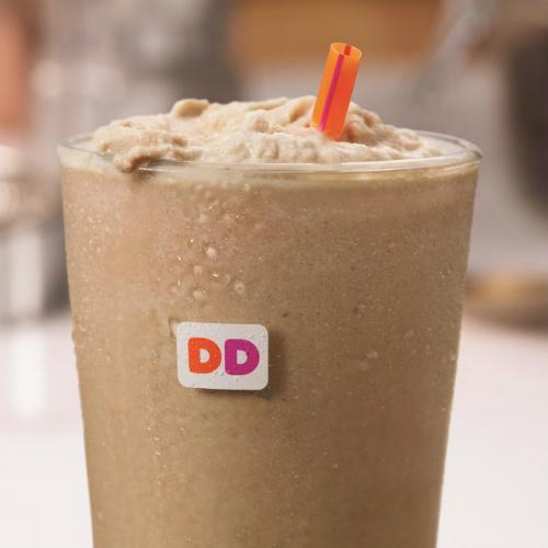 Dunkin' Donuts : Free Frozen Dunkin' Coffee