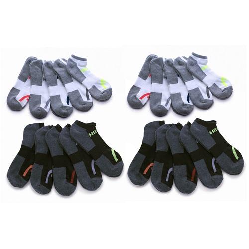 84% off 20 Pairs of Men's Moisture Wicking Socks : $19.99 + Free S/H