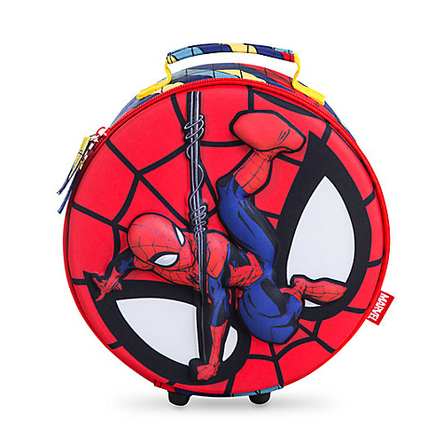 55% off Spider-Man Lunch Tote : $6.73 + Free S/H
