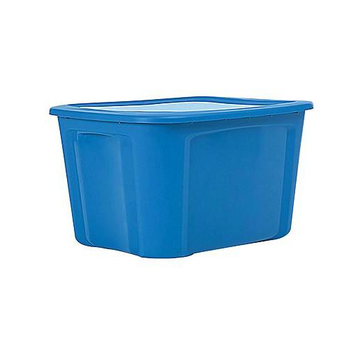 18-gallon plastic tote