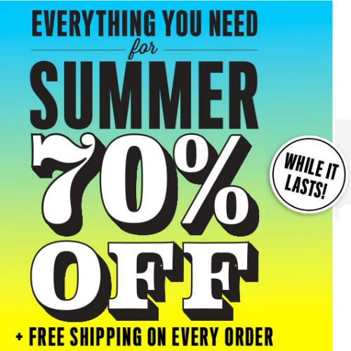 The Children's Place : 70% off Everything + Free S/H