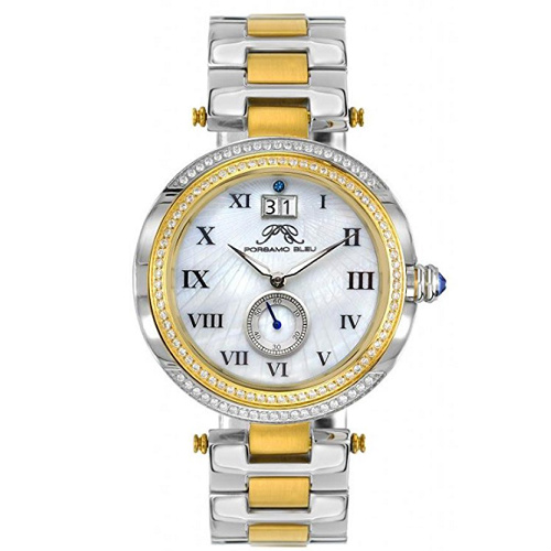 85% off Women's Porsamo Bleu South Sea Crystal Watches : $139.99
