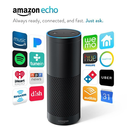 50% off Amazon Echo : $89.99 + Free S/H