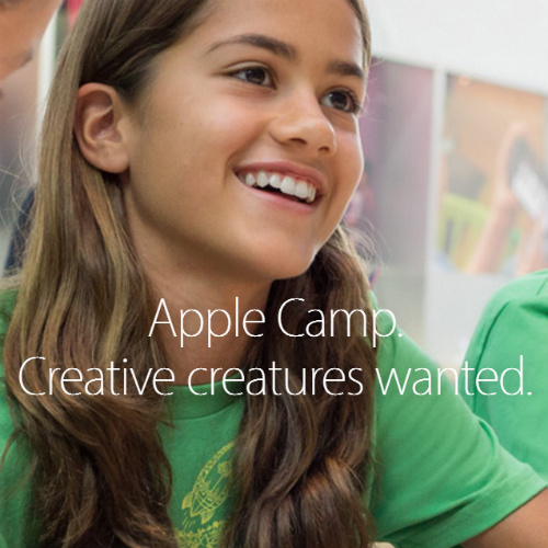 Apple Camp : Free 3-Day Program for Kids