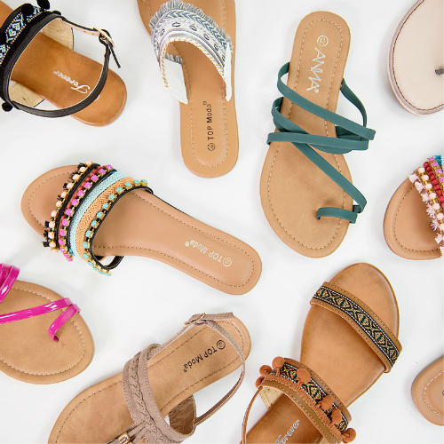 clearance womens sandals