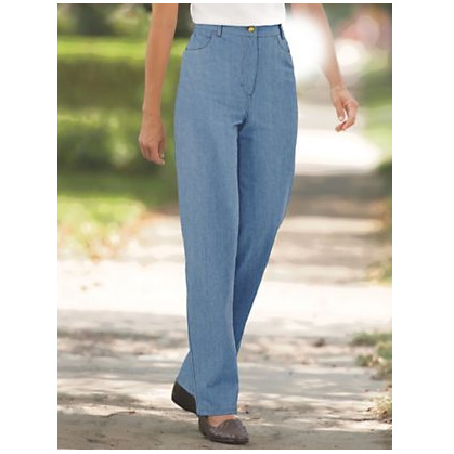 70% off Denim-Eze Stretch Jeans and Twills : $8.97 + Free S/H