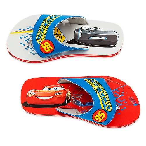 43% off Kids' Cars Flip-Flops : $3.99 + Free S/H