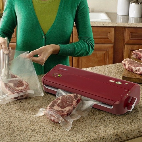 50% off FoodSaver with Expanded Starter Kit : $49.99 + Free S/H