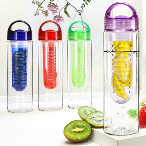 75% off Infuser Water Bottle : $4.99 + Free S/H