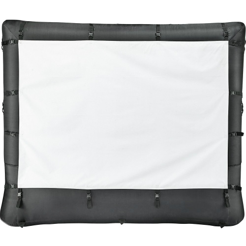 60% off Insignia 96″ Inflatable Outdoor Projector Screen : $99.99 + Free S/H