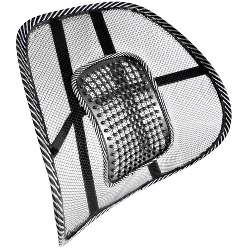lumbar mesh seat supporter