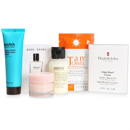 77% off Macy's Summer Beauty Sampler : $6.99 + Free S/H