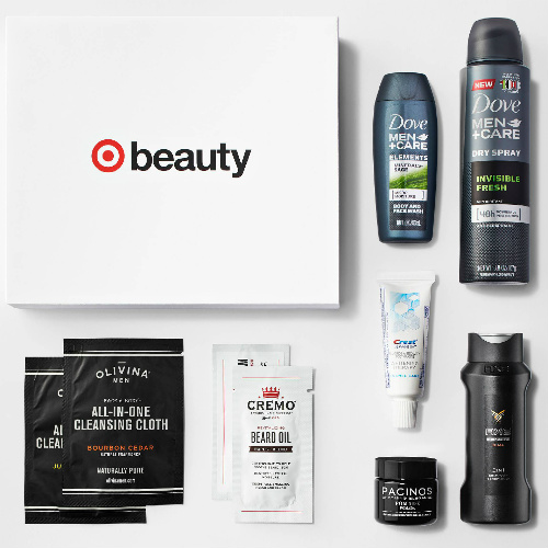 Target Men's Personal Care Box : $7 + Free S/H