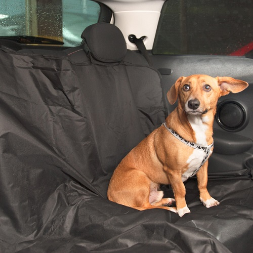 59% off Pet Car Seat Protector : $6.99 + Free S/H