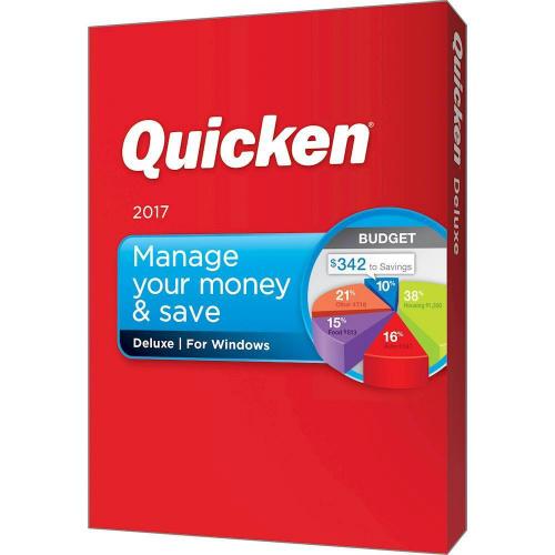 50% off Quicken Software : $37.49-$59.99 + Free S/H