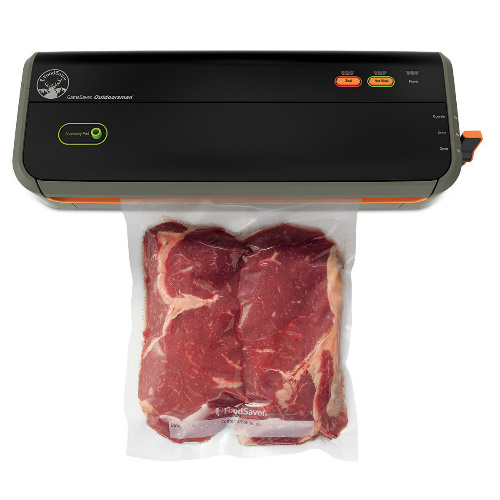 46% off FoodSaver Outdoorsman Vacuum Sealing System : $48.59 + Free S/H