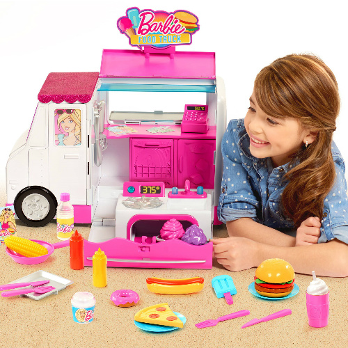 59% off Barbie Food Truck : Only $24.87