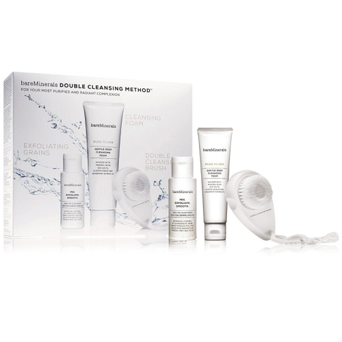 50% off bareMinerals Double Cleansing Method : $19.50 + Free S/H