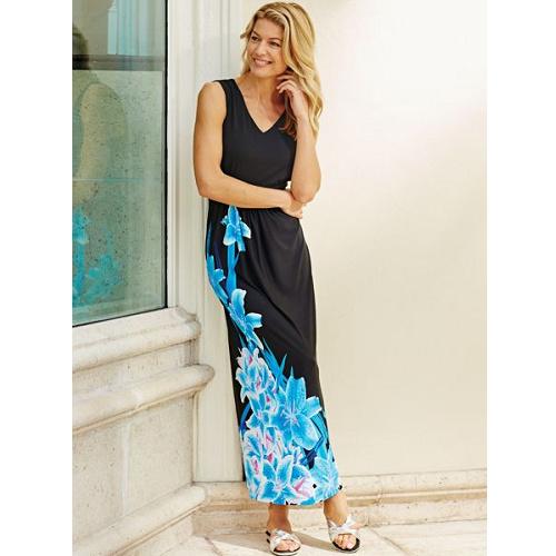 70% off Belle Isle Maxi Dress : $11.97 + Free S/H