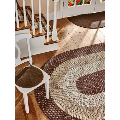 70% off Set of 4 Rug Stair Treads : $7.47 + Free S/H
