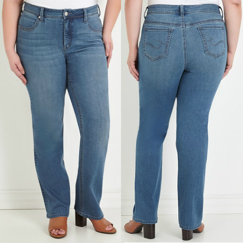 88% off Diane Gilman Jeans : $9 + Free S/H