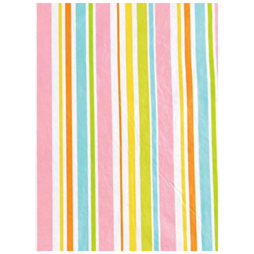 Up to 80% off Striped Vinyl Tablecloth : $2.97 Any Size + Free S/H