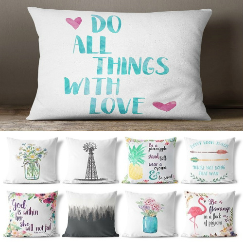60% off Farmhouse Pillow Covers : Only $5.99
