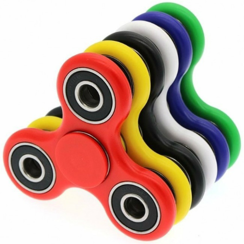55% off 4-PK of Fidget Spinners : $8.99 + Free S/H