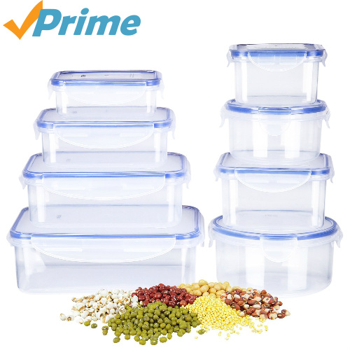58% off 8-PC Food Storage Set : Only $9.45