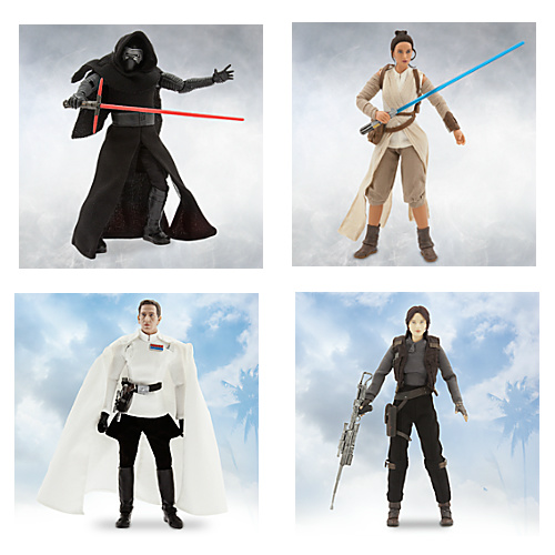 Up to 83% off Star Wars Elite Action Figures : $4.49-$6 + Free S/H