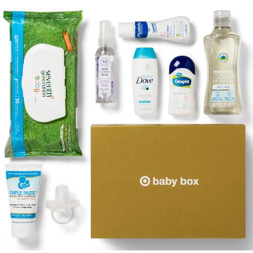 67% off Target Baby Box : $7 + Free S/H
