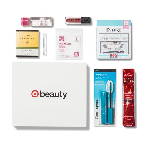 Target June Beauty Box : Only $7+ Free S/H