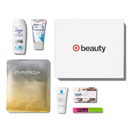Target November Beauty Box : $7 + Free S/H