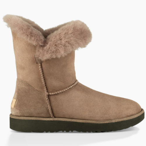 45% off Women's UGG Classic Cuff Short Boots : $99 + Free S/H