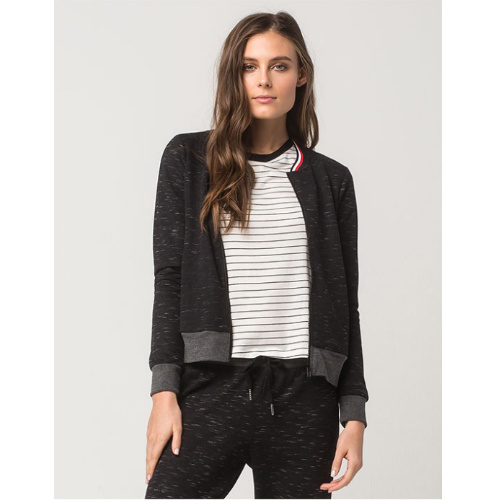85% off Women's Knit Bomber Jacket : $4.49 + Free S/H